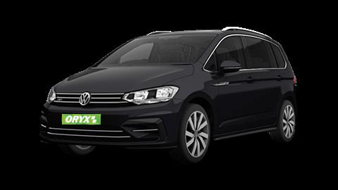VW Touran 5+2 ( GPS GRATIS )