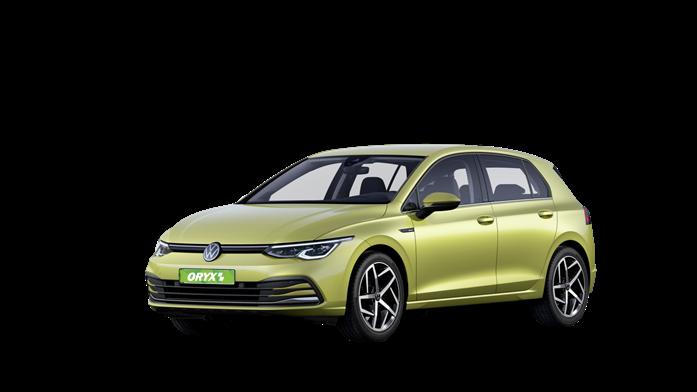 VW Golf ili slično vozilo
