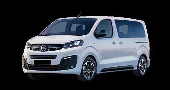 Renault Trafic 8+1 ( GPS gratis )
